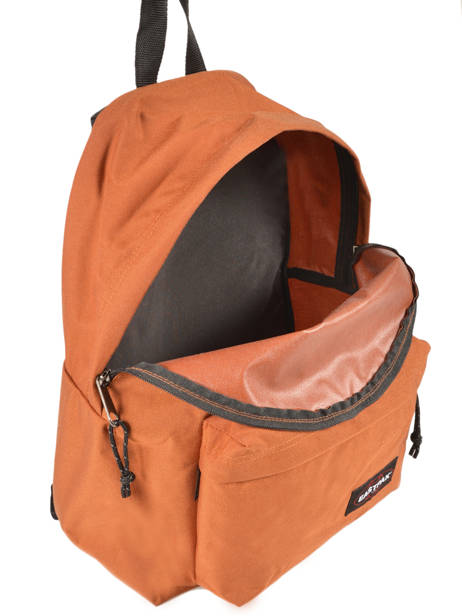 Sac A Dos 1 Compartiment A4 Eastpak Orange pbg PBGK620 vue secondaire 1
