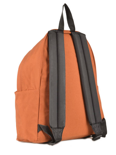 Sac A Dos 1 Compartiment A4 Eastpak Orange pbg PBGK620 vue secondaire 3