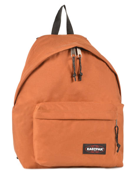Sac A Dos 1 Compartiment A4 Eastpak Orange pbg PBGK620