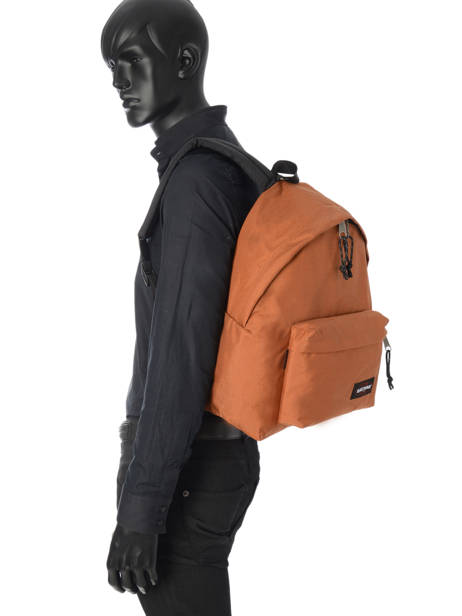 Sac A Dos 1 Compartiment A4 Eastpak Orange pbg PBGK620 vue secondaire 2