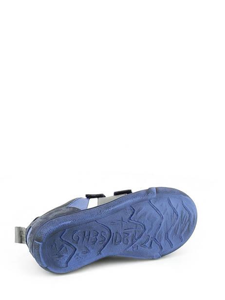 Baskets Froddo Bleu baskets mode G3130095 vue secondaire 5