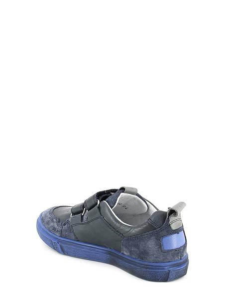 Baskets Froddo Bleu baskets mode G3130095 vue secondaire 3