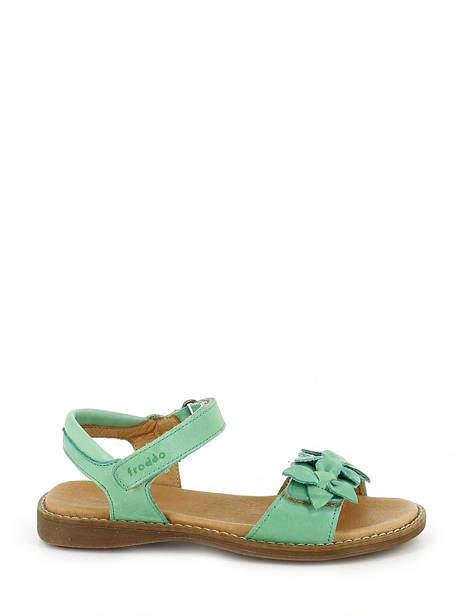 Sandals Froddo Green sandales / nu-pieds G3150091 other view 1