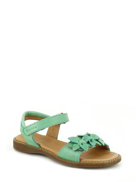 Sandals Froddo Green sandales / nu-pieds G3150091