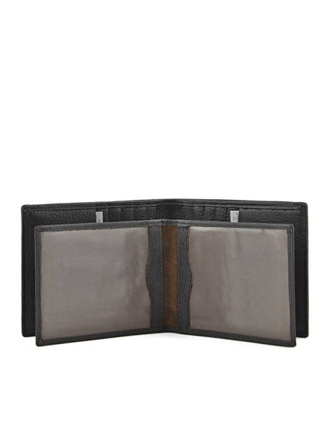 Wallet Leather Crinkles Brown 14124 other view 2