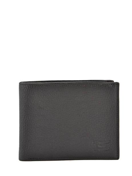 Wallet Leather Crinkles Brown 14124