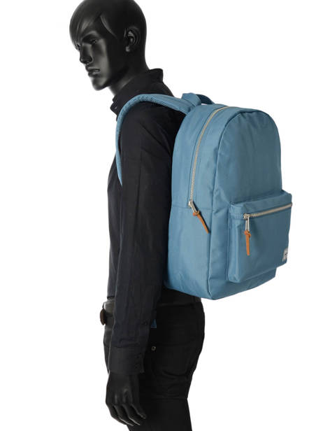 Backpack 1 Compartment + 13'' Pc Herschel Blue classics 10005 other view 2