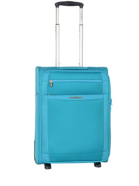 Valise Cabine Souple Samsonite Bleu dynamo 80D002