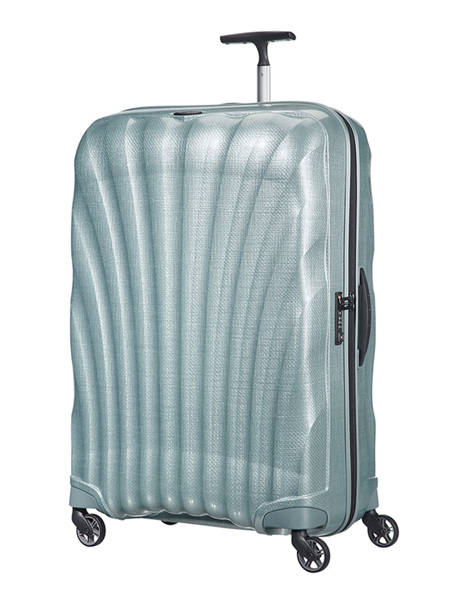 Hardside Luggage Samsonite Blue V22307 other view 5