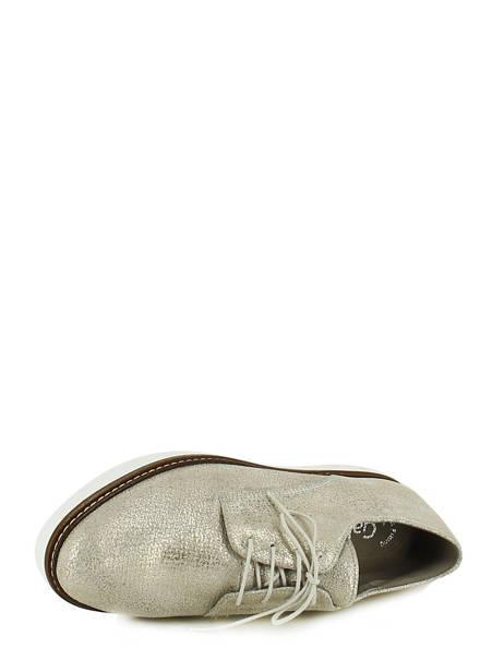 Chaussures à Lacets Gabor Or chaussures a lacets 61461 vue secondaire 4