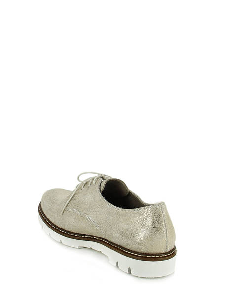 Chaussures à Lacets Gabor Or chaussures a lacets 61461 vue secondaire 3