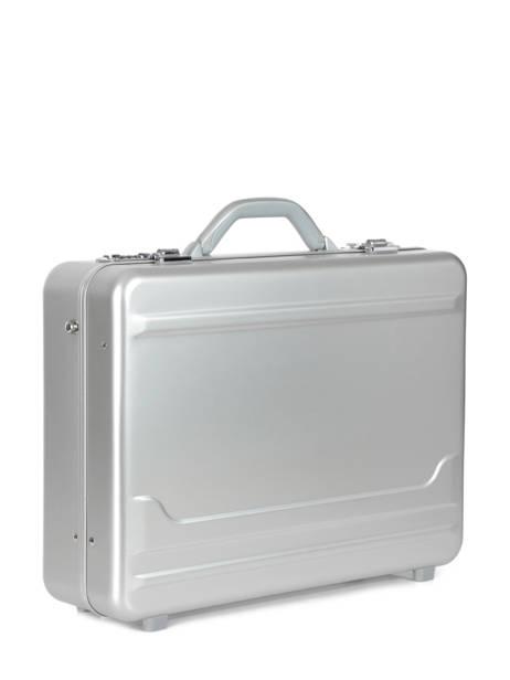Attache Case 1 Compartiment Davidt's Beige alu 465372 vue secondaire 3