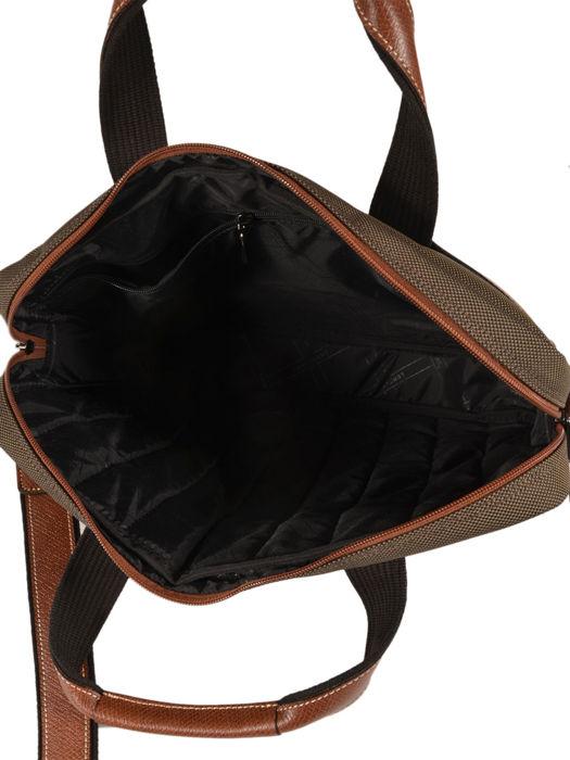 Longchamp Boxford Serviette Marron