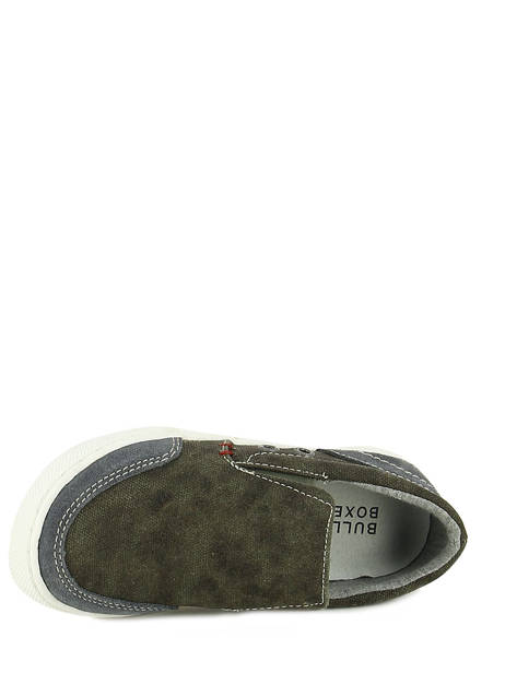 Sneakers Bull boxer Gray baskets mode AEF001 other view 4