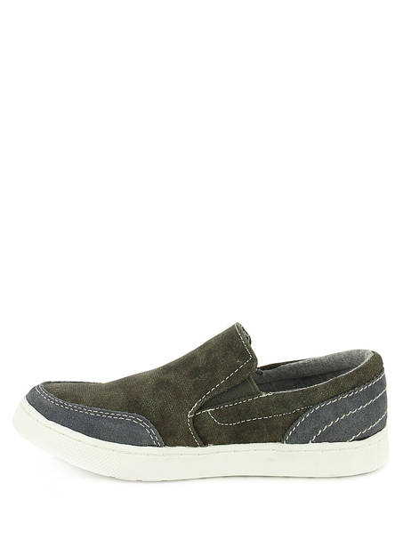 Sneakers Bull boxer Gray baskets mode AEF001 other view 2