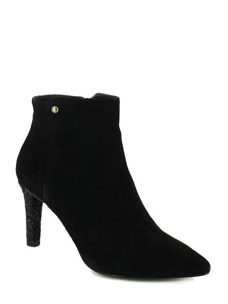 Boots Jhay Black boots / bottines 5754