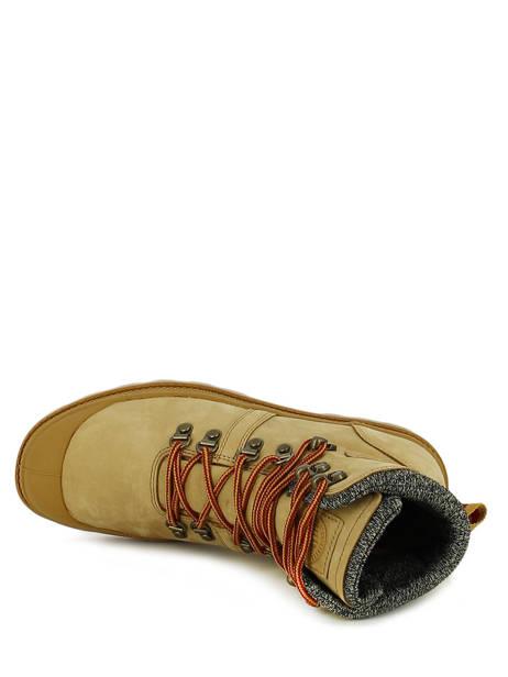 Bottines Palladium Beige boots / bottines 74443 vue secondaire 3