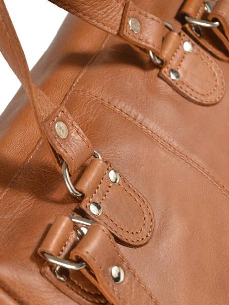 Crossbody Bag Paul marius Brown vintage POSTIE-S other view 1