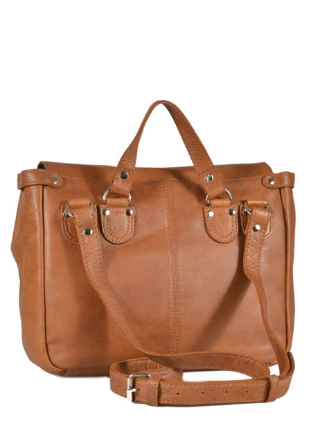 Crossbody Bag Paul marius Brown vintage POSTIE-S other view 3
