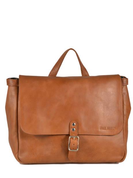 Crossbody Bag Paul marius Brown vintage POSTIE-S