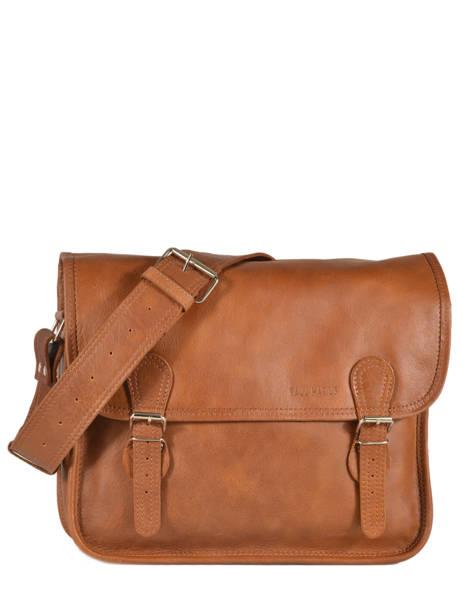 Crossbody Bag Paul marius Brown vintage SACOCH-M