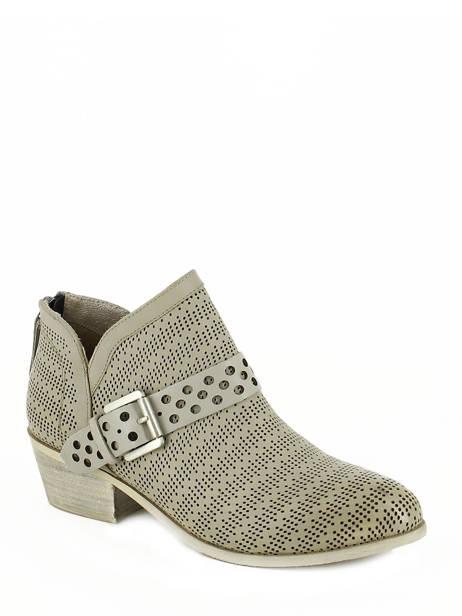 Boots Spm Gris boots / bottines 13156739