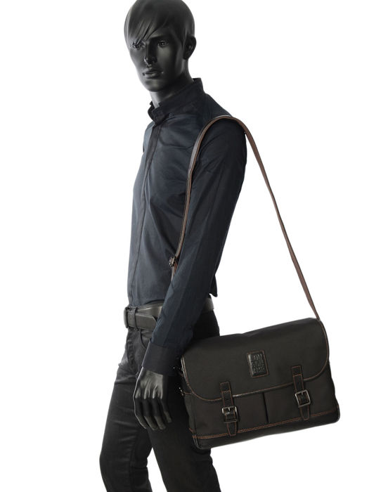 Longchamp Boxford Serviette Noir