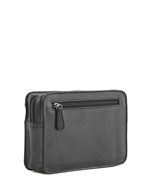 Messenger Bag Francinel Black london city 652020 other view 1