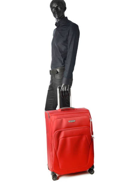 Valise Souple Spark Sng Samsonite Rouge spark sng 65N007 vue secondaire 2