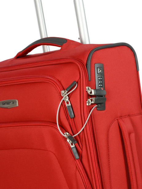 Valise Souple Spark Sng Samsonite Rouge spark sng 65N007 vue secondaire 1