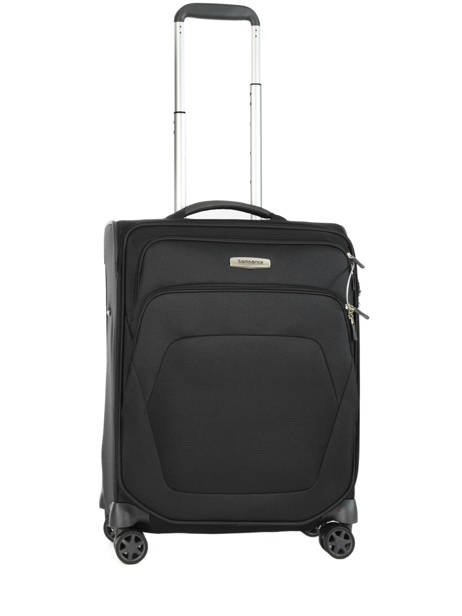 valise cabine samsonite spark sng black en vente au. Black Bedroom Furniture Sets. Home Design Ideas