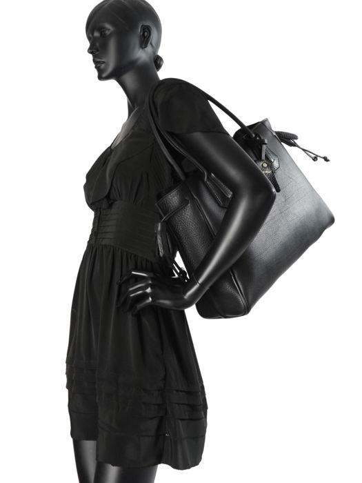 Longchamp Pénélope Besaces Noir
