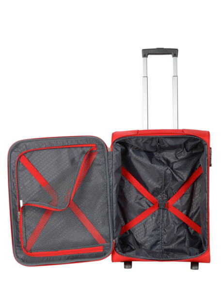 Valise Cabine American tourister Rouge summer voyager 29G001 vue secondaire 4