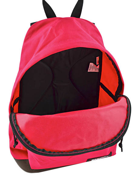 Backpack 1 Compartment Eastpak Red pbg authentic PBGK811 other view 4
