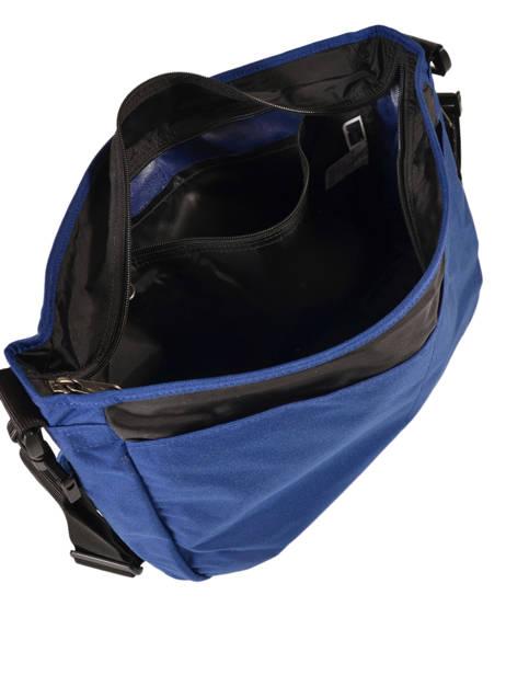 Crossbody Bag Eastpak Blue pbg authentic 0PBGK076 other view 4