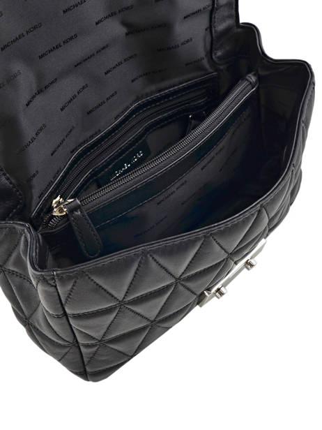 Shoulder Bag Sloan Leather Michael kors Black sloan S7SSLL3L other view 4