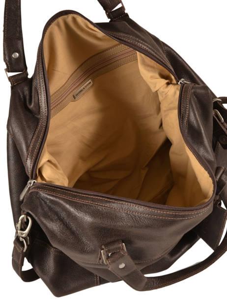 Travel Bag Destroy Arthur et aston Black destroy 62-1068 other view 4