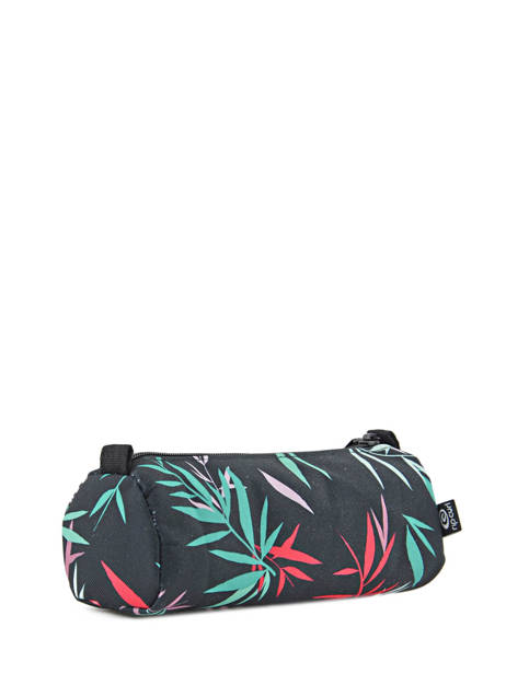 Kit 1 Compartment Rip curl Black las dalias LUTEP4 other view 2