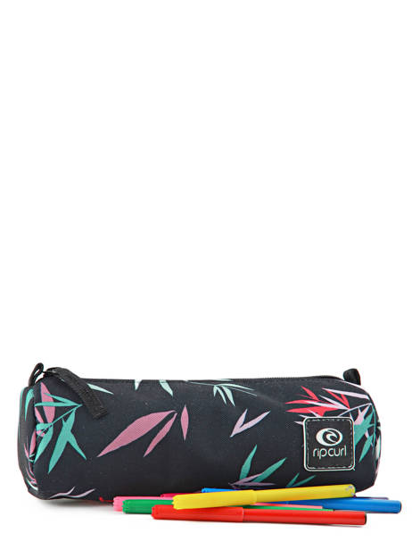 Kit 1 Compartment Rip curl Black las dalias LUTEP4 other view 1