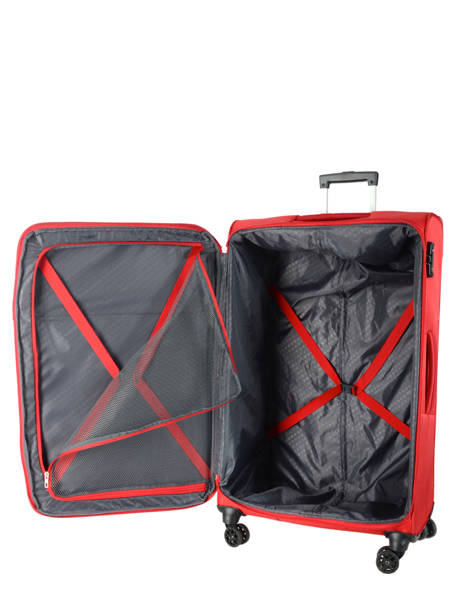 Valise Souple Summer Voyager American tourister Rouge summer voyager 29G004 vue secondaire 3