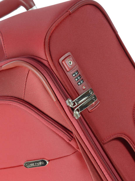 Cabin Luggage Samsonite Red b-lite 3 39D002 other view 1