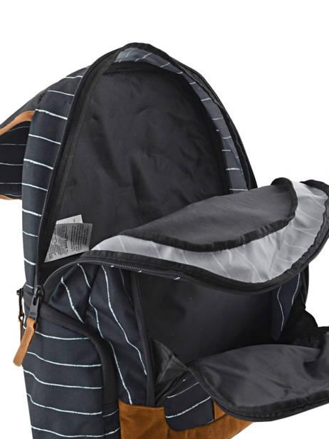 Sac à Dos 1 Compartiment Roxy Noir back to school soul RJBP3539 vue secondaire 4