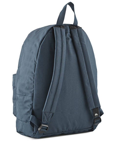 Sac à Dos 1 Compartiment Quiksilver Bleu shadow QYBP3419 vue secondaire 3