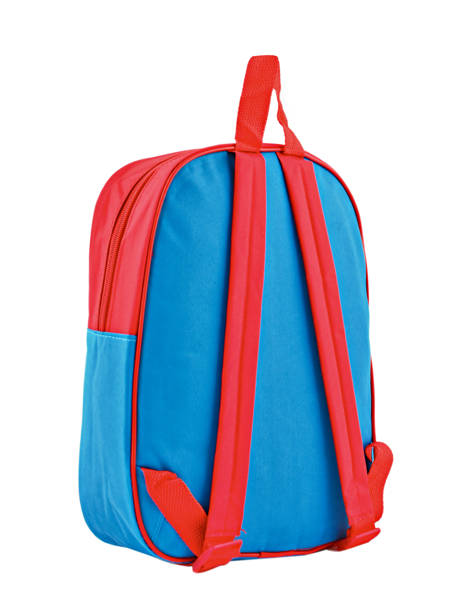 Backpack Mini Avengers Red basic AST0746 other view 2