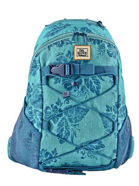 Backpack 1 Compartment Dakine Blue girl packs 8130060W
