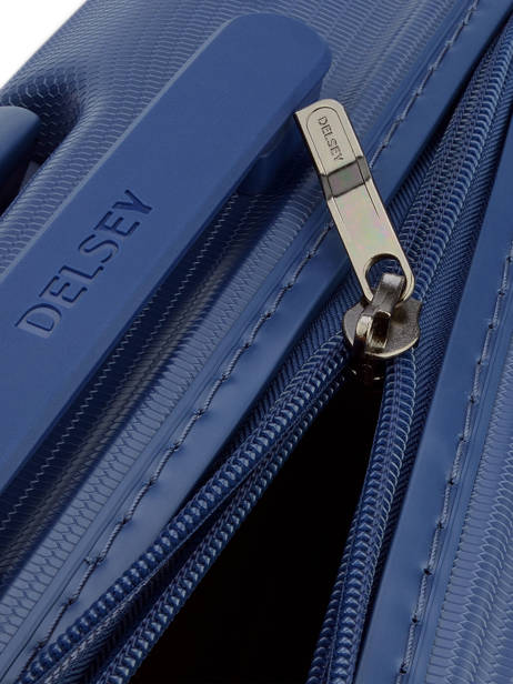Valise Rigide Helium Classic 2 Delsey Bleu helium classic 2 3801810 vue secondaire 1