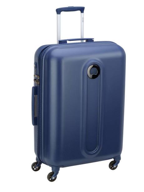 Valise Rigide Helium Classic 2 Delsey Bleu helium classic 2 3801810 vue secondaire 4