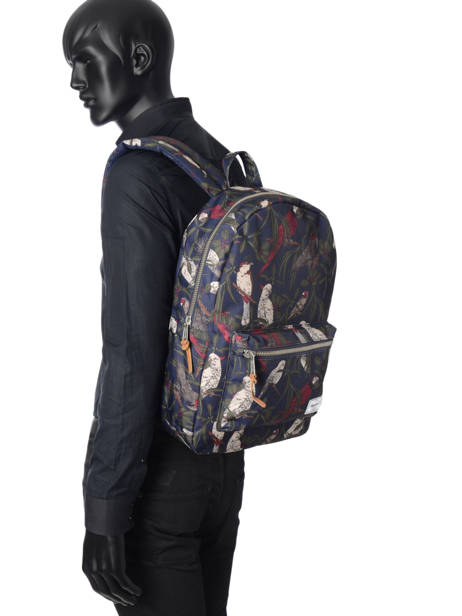 Backpack 1 Compartment + 13'' Pc Herschel Multicolor classics 10005 other view 2