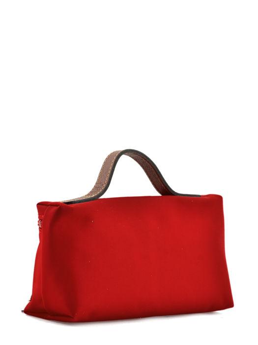 Longchamp Pochettes Rouge