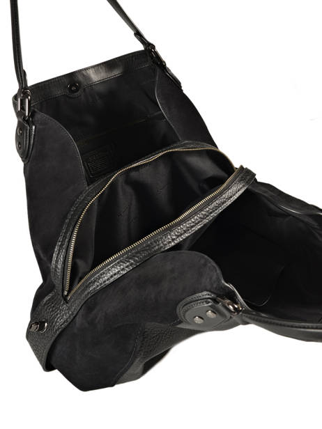 Shopper Edie Leather Coach Black edie 57647 other view 4